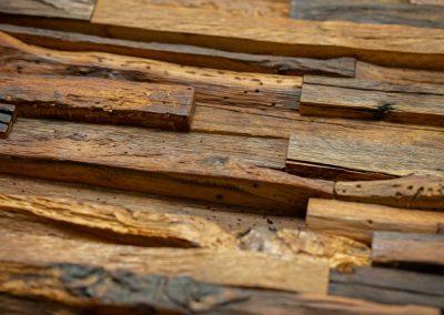 Drevený obklad starý dub 3