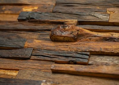 Drevený obklad starý dub 4