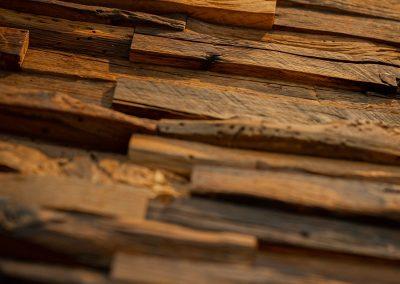 Drevený obklad starý dub 5